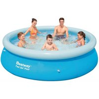 £21.99 instead of £59.99 for an 8ft Bestway easy-setup swimming pool from Ckent Ltd - save 63% - Swimming Gifts