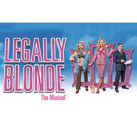 £17 instead of £31 for a band B ticket to see Legally Blonde The Musical from 16th-19th April at Sunderland Empire, or £21 for a band A ticket from ATG Tickets - save up to 45% - Musical Gifts