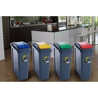 From £5.99 for a a 25L recycling bin or a 50L recycling bin (£8.99) from Ckent Ltd - save up to 54% - Cleaning Gifts