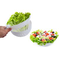 £6.99 instead of £19.99 for a salad bowl & easy-slicer from Ckent Ltd - save up to 65%