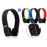£12 for a pair of bluetooth over-ear headphones - choose from four colours from Spot Promotions - Headphones Gifts