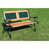 £49 instead of £126.98 (from Groundlevel) for a garden bench - save 61% - Bench Gifts