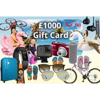 £10 (from HCI Distribution) for a holiday mystery deal - Havianas, Veho, Ray Ban, Fitbit, TUI, GoPro Trunki, Nikon & More! - Holiday Gifts