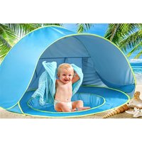 £14.99 instead of £31 (from Charles Oscar) for a baby beach pop-up tent - save 52% - Baby Gifts