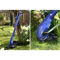 a Qualtex 300W AC grass trimmer  save 76%