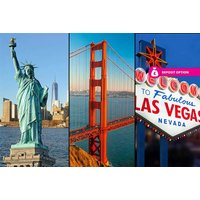 From £649pp (from Weekender Breaks) for an eight night New York, San Francisco and Las Vegas getaway with return flights - save up to 54% - New York Gifts