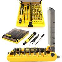 £4.99 instead of £15.99 for a a 45-in-1 precision multi-bit screwdriver set from TMD GLOBAL LTD - save 69% - Diy Gifts