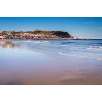 From £79 (at the Royal Hotel Scarborough) for an overnight stay for two people with breakfast, a bottle of wine and a three-course dinner - save up to 68% - Dinner Gifts