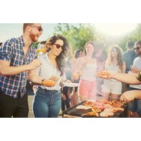 £7 for an adult day ticket to London BBQ Festival (21st or 22nd July) in Acton, £13 for two adult day tickets, or £24 for a family day ticket for two adults and two children from Bellmonte Life - get your grill on and save up to 36% - 21st Gifts
