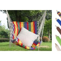 £17 instead of £87.67 (from Trade NL) for an outdoor hanging chair - choose from five colours and save 81% - Outdoor Gifts