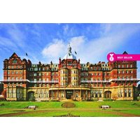 £69 (at The Majestic Hotel) for a 4* overnight Harrogate stay for two people in a standard room, glass of house wine, breakfast, leisure access and late check out, £89 for a deluxe room - save up to 59% - House Gifts