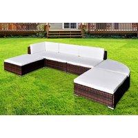£299.99 (from VidaXL) for an outdoor durable polyrattan 16pcs garden furniture set - Outdoor Gifts