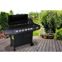 a CosmoGrill 6+1 barbecue - save 64%