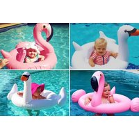 £6.99 instead of £39.99 (from TY Direct) for an inflatable baby float boat with sunshade - save 83% - Baby Gifts