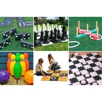 From £4.99 (from Vivo Mounts) for a giant garden game - choose from 14 options and save up to 69% - Game Gifts
