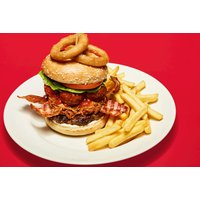 £19.95 for two-course à la carte dining at Frankie & Benny's for two people including a glass of wine, beer, cider, house cocktail or soft drink each – last chance to head to one of 258 locations until 22nd July and save up to 67% - House Gifts