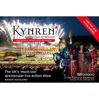 From £49 for a family ticket to the Kynren outdoor live action show at Flatts Farm, Bishop Auckland - choose from Bronze, Silver, Gold and Platinum tiers and save up to 38% - Outdoor Gifts