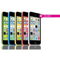 a refurbished 8GB Apple iPhone 5c, £74 for 16GB - choose from five colours and save up to 61%