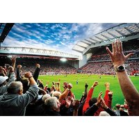 £40 for a Liverpool FC Anfield Stadium tour and entry to 'The Steven Gerrard Collection' for two adults from Buyagift! - Liverpool Fc Gifts