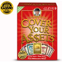 £8.99 instead of £12 (from Squizzas) for Grandpa Beck's Cover Your Assets card game - save 25% - Game Gifts
