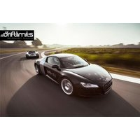 £59 instead of £118 for a 90-minute Audi R8 driving experience from Drift Limits, Hemel Hempstead - save 50% - Audi Gifts