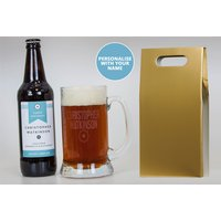 £12.99 (from Intervino) for a personalised ale and matching tankard! - Ale Gifts