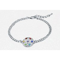 £7 instead of £49 for a chakra crystal bracelet from Lily Spencer London - save 86% - Bracelet Gifts