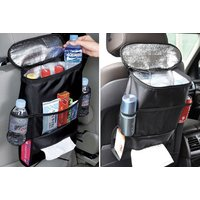 £6.99 instead of £27 (from Buy Something) for a car backseat organiser with cooling bag - save 74% - Car Accessories Gifts