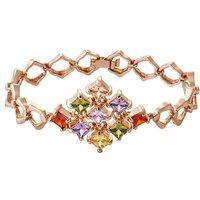 £10.99 instead of £69.99 for an infinity 'Love Forever' bracelet from GameChanger Associates - save 84% - Bracelet Gifts