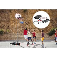 £39 instead of £136.64 (from Who Needs Shops) for an adjustable basketball hoop - save 71% - Basketball Gifts