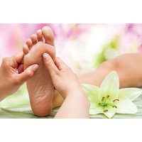 £17 for a one-hour reflexology session, or £24 for an hour-long reflexology session and 15-minute facial at 4 You Hair & Massage