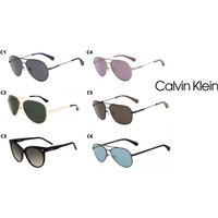 From £34.99 instead of from £102.01 (from Brand Arena) for a pair of Calvin Klein sunglasses - save 68% - Calvin Klein Gifts