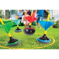 £4.99 (from Electronic E-Cig Store) for a quoits set, £7.99 for a giant lawn darts set, £8.99 for a hop scotch or chess and draughts set, £12 for a limbo set - save up to 75% - Darts Gifts