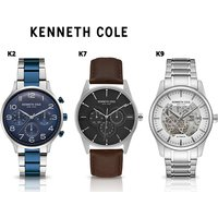 From £39 instead of £130 (from Brand Arena) for a men's Kenneth Cole luxury watch - save up to 70% - Luxury Gifts