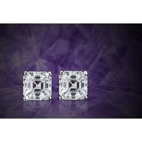From £5 for a pair of cubic zirconia sterling silver stud earrings, or £8 for two pairs from Evoked Design - save up to 87% - Design Gifts