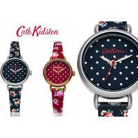 £29 instead of £61.01 (from Brand Arena) for a Cath Kidston watch - choose from two colours and save 52% - Cath Kidston Gifts
