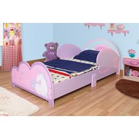 £59 instead of £190 (from Eurotrade Ltd) for a unicorn junior bed frame – save 69% - Frame Gifts