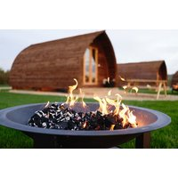 a twonight glamping stay for up to four people and two dogs, or £159 for a threenight stay at Millside Wigwams, Lincolnshire  save up to 59%