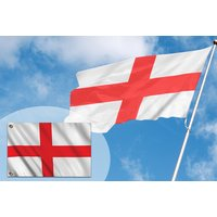 £2.99 instead of £14.99 (from London ExchainStore) for a large 5 x 3 England flag - save 80% - England Gifts