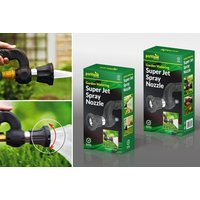 £7.99 instead of £22 (from Zoozio) for a super jet garden hose nozzle – save 64% - Garden Gifts