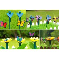 £3.99 instead of £17 (from Charles Oscar) for a solar powered flying butterfly, or £4.99 for a hummingbird - save up to 87% - Solar Powered Gifts
