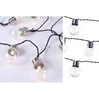 £17.99 instead of £36 (from U Are Home) for a 50 LED string lights - save 50% - Garden Gifts