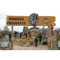 £12 for a family pass to the Dinosaur Encounter golf course at Heighley Gate, Morpeth - save 51% - Family Gifts