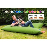 From £39 instead of £45 (from GreatBeanBags) for an indoor/outdoor slab beanbag - choose from three sizes and 16 colours and save up to 13% - Beanbag Gifts