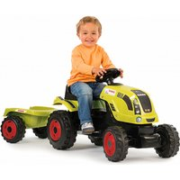 £59 (from Smoby) for an XL pedal tractor and trailer - save 51% - Smoby Gifts