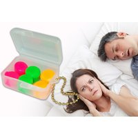 £2.99 instead of £8 (from Forever Cosmetics) for a pack of three Acusnore soft silicone ear plugs - save 63% - Soft Gifts