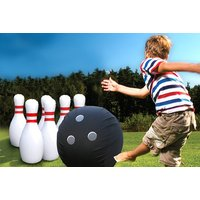 £9 instead of £26 (from Direct 2 Public) for a jumbo inflatable bowling set - save 65% - Bowling Gifts
