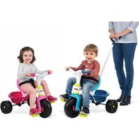 £29 instead of £45.01 (from Smoby) for a trike with parent handle - save 36% - Smoby Gifts
