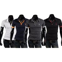 £6.99 for a men's short sleeve polo - choose from 10 colours from Bluebell Retail Ltd - Polo Gifts