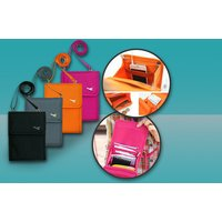From £4.99 for a travel document bag, or £7.99 for two - choose from four colours and save up to 80% - Bag Gifts